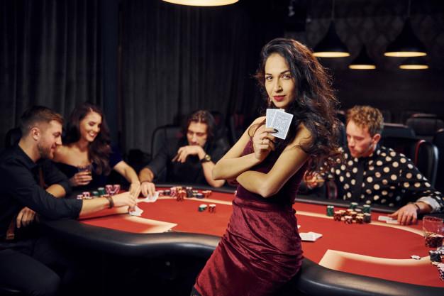 ポーカー必勝